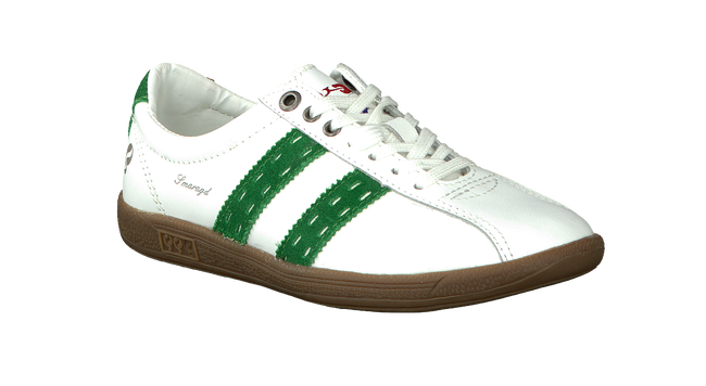 white QUICK shoe SMARAGD JR  - large