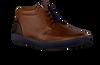 FLORIS VAN BOMMEL Chaussures à lacets 10560 en cognac - small