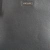 LOULOU ESSENTIELS Sac bandoulière 12POUCH en gris  - small