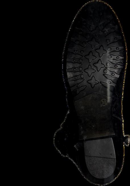 MJUS (OMODA) Bottes hautes 140242 en noir - large