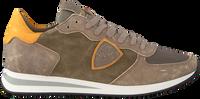 Beige PHILIPPE MODEL Sneakers TZLU  - medium