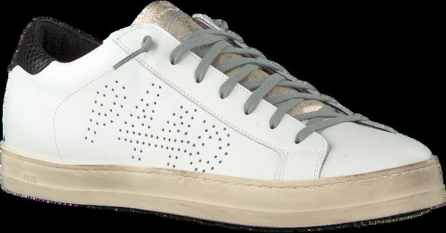 Witte P448 Lage sneakers JOHN WNM  - large