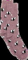 Rode ALFREDO GONZALES Sokken PANDA - medium