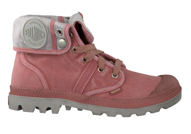 PALLADIUM Bottillons PALLABROUSE D en rose - large