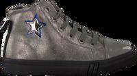SHOESME Chaussures à lacets SH8W018 en argent - medium