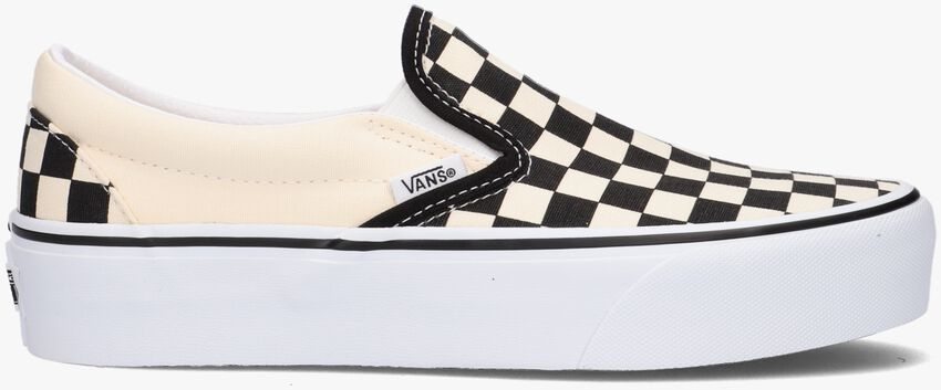 Beige VANS Sneakers  CLASSIC SLIP ON PLATFORM  - larger