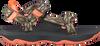 TEVA Sandales HURRICANE XLT 2 T/C/Y en rose  - small