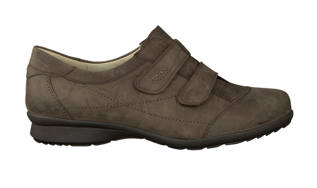 brown WALDLAUFER shoe 2730  - large