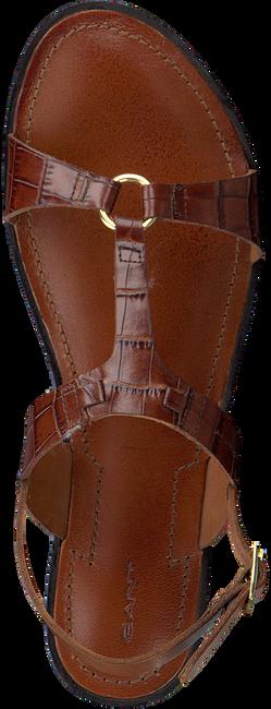 GANT Sandales BEECHUM en cognac  - large