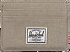 HERSCHEL Porte-monnaie CHARLIE en beige - small