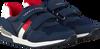 TOMMY HILFIGER Baskets 30481 en bleu  - small