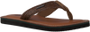 SCOTCH & SODA Tongs CADELLI en marron  - small