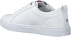 TOMMY HILFIGER Baskets basses CASUAL CORPORATE en blanc  - small