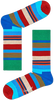 HAPPY SOCKS Sokken MULTI STRIPE - small