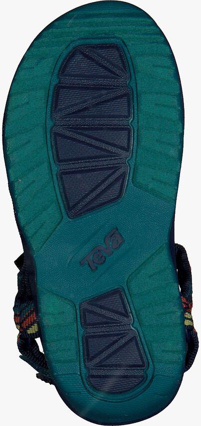 TEVA Sandales 1019390 T/C/Y HURRICANE XLT 2 en vert  - larger