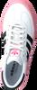 ADIDAS Baskets basses SAMBAROSE W en blanc  - small