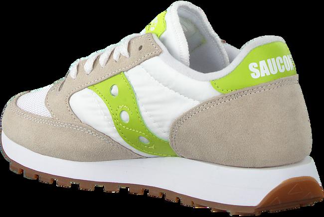 Beige SAUCONY Lage sneakers JAZZ ORIGINAL VINTAGE  - large