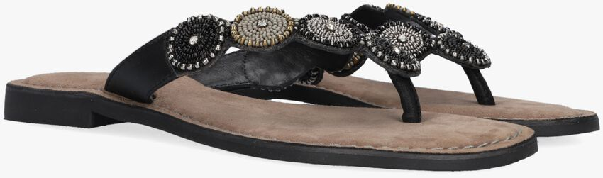 Zwarte LAZAMANI Slippers 75.451  - larger