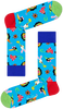 Blauwe HAPPY SOCKS Sokken PARTY ANIMAL  - small