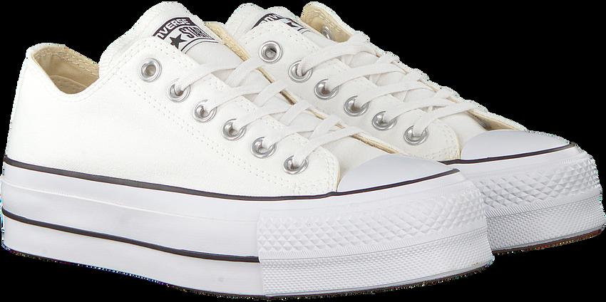 white CONVERSE shoe CONVERSE CHUCK TAYLOR  560251C  - larger