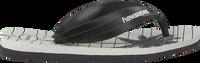 Zwarte HAVAIANAS Slippers KIDS MAX TREND  - medium