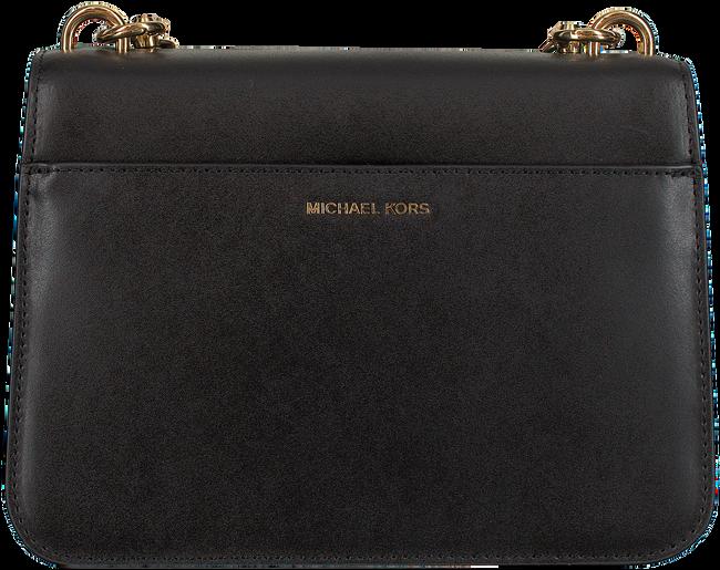 MICHAEL KORS Sac bandoulière LG CHARM en noir - large