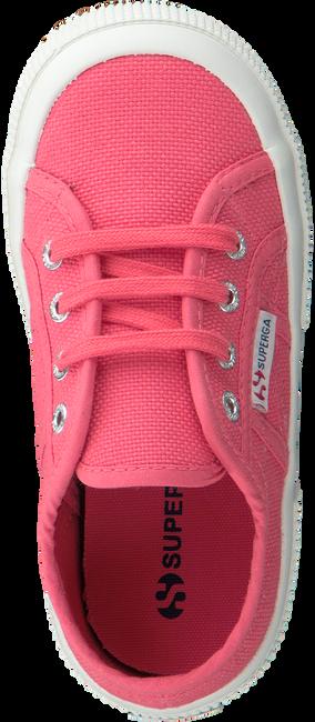 SUPERGA Chaussures à lacets JCOT CLASSIC en rose - large