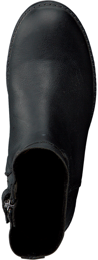 SHABBIES Bottines 172-0062SH en noir - larger