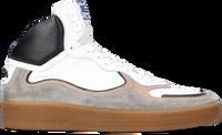 Witte FLORIS VAN BOMMEL Hoge sneaker 20371  - medium