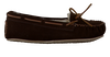 brown MINNETONKA shoe CALLY SLIPPER  - small