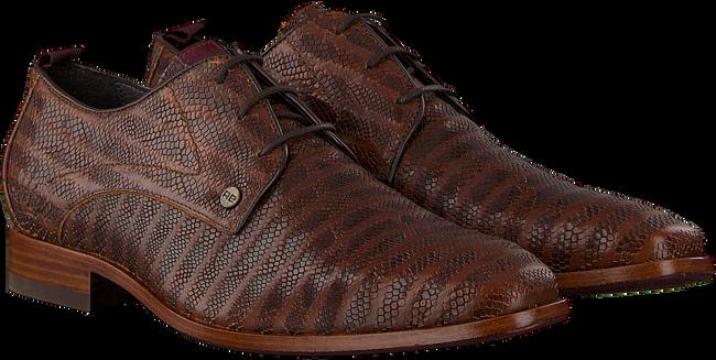Bruine REHAB Nette schoenen GREG SNAKE STRIPES - large