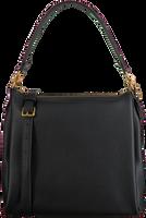 Zwarte COACH Handtas SHAY SHOULDER BAG  - medium