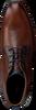 MAZZELTOV Richelieus MBERTO617.05OMO1 en cognac  - small