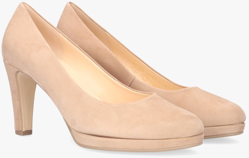 Taupe GABOR Pumps 270 - larger
