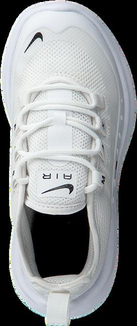 NIKE Baskets basses AIR MAX AXIS (PS) en blanc  - large
