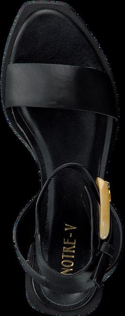 NOTRE-V Sandales BZ09N2X en noir  - large