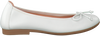 UNISA Ballerines CASIA en blanc - small