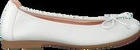 UNISA Ballerines CASIA en blanc - medium