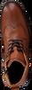 OMODA Bottines à lacets MINFUSA602 en cognac - small