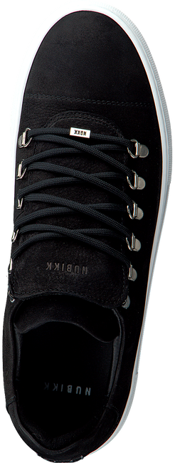 NUBIKK Baskets JAGGER CLASSIC en noir  - large