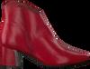 Rode HISPANITAS Enkellaarsjes AMELIA-5  - small