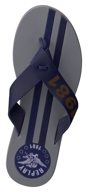 Blue REPLAY shoe TURN  - large