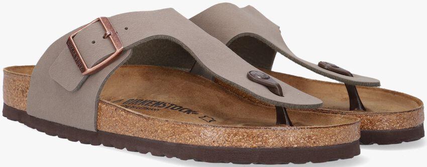 Groene BIRKENSTOCK PAPILLIO Slippers RAMSES  - larger