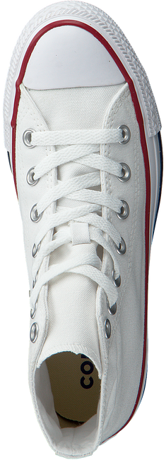 CONVERSE Baskets ALL STAR HIGH LINE en blanc  - large