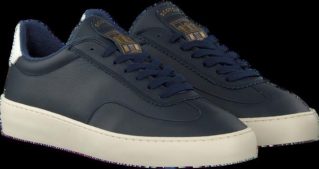 Blauwe SCOTCH & SODA Lage sneakers PLAKKA  - large