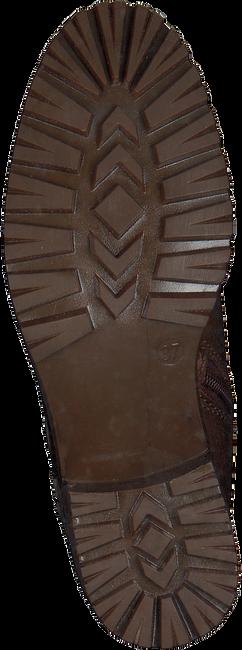 Bruine VERTON Hoge laarzen AMSTERDAM  - large