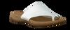 GABOR Tongs 700 en blanc  - small