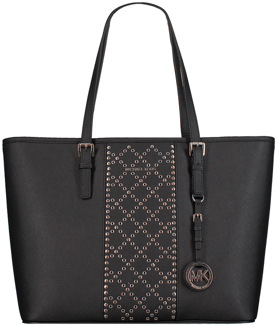 MICHAEL KORS Shopper TZ TOTE en noir - large