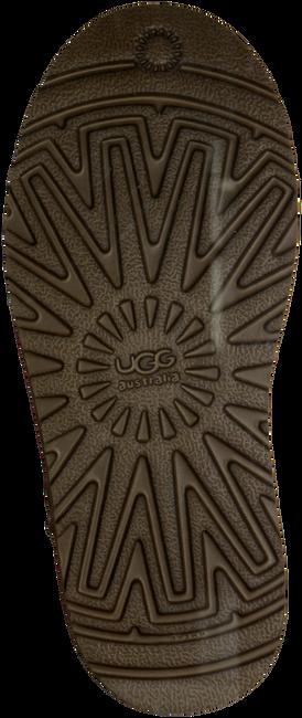 UGG Bottes fourrure CLASSIC KIDS en cognac - large