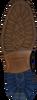 FLORIS VAN BOMMEL Bottines à lacets 20228 en rouge  - small